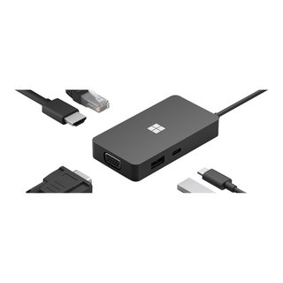 MS Surface USB-C Travel Hub COMM